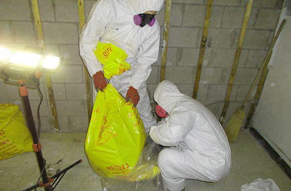 Likvidace azbestu