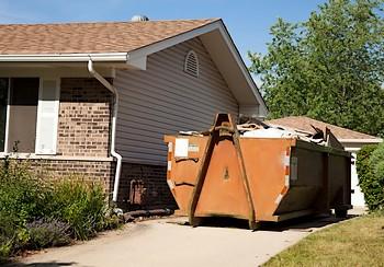 Odvoz odpadu a suti