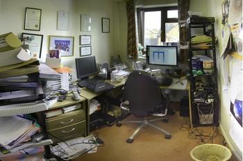 Vyklízení kanceláří v Praze