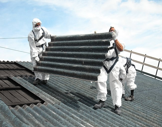 Likvidace azbestu Benátky nad Jizerou