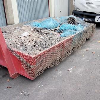 Odvoz odpadu z bytu