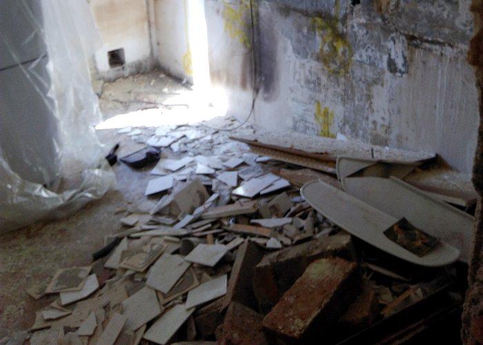 Vybourání panelákového jádra