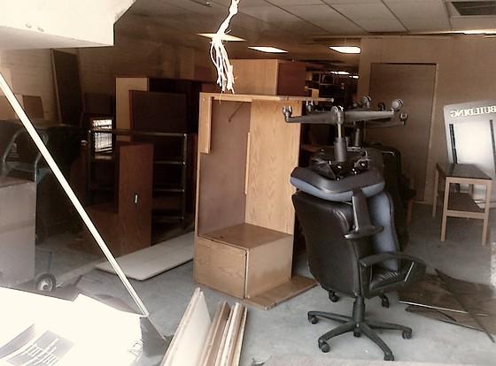 Vyklízení kanceláří Písek