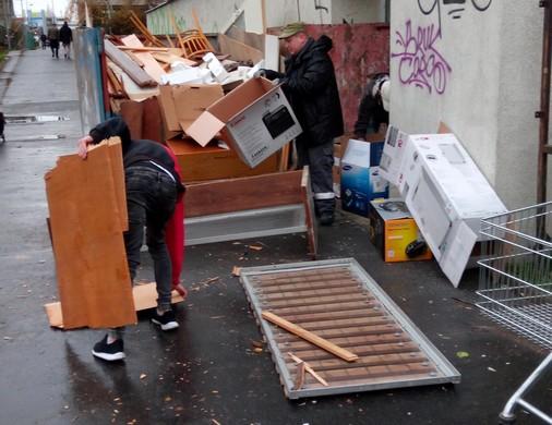 Odvoz nábytku