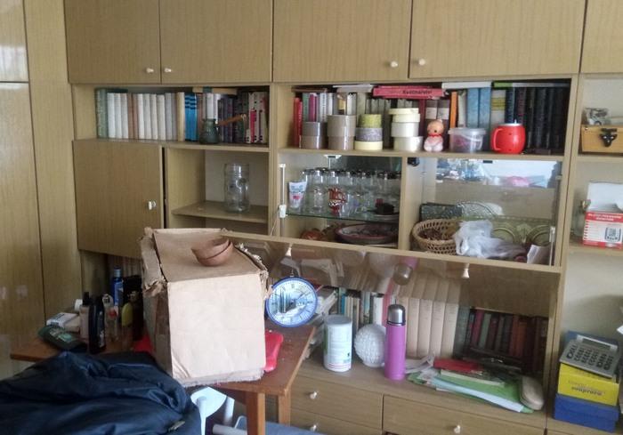 Vyklízení odpadu z bytu - Praha 4