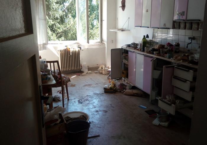 Vyklízení odpadu z bytu - Praha 5